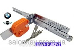 Smart 2в1 HU92 v.3. Отмычка и декодер для BMW.