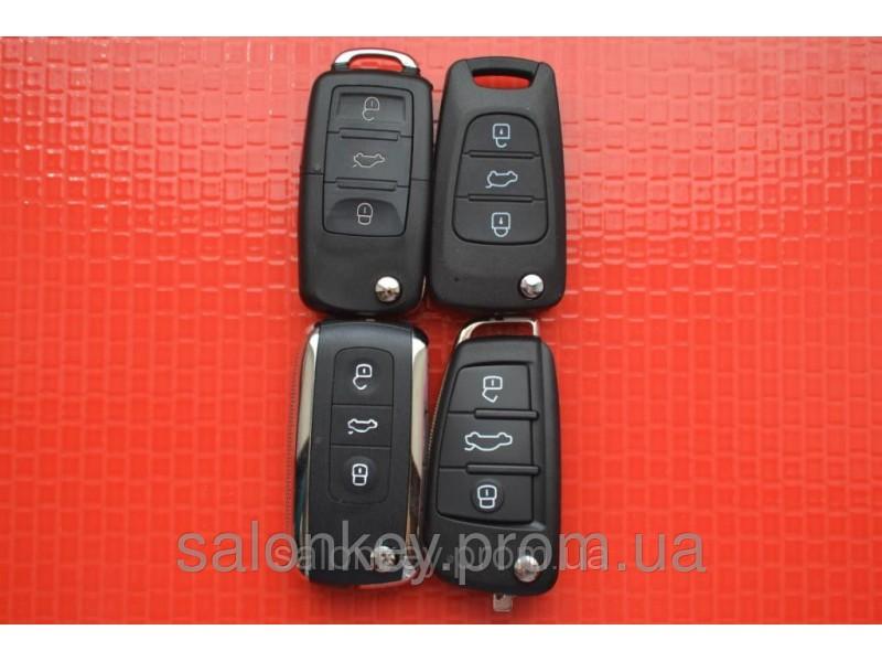 Универсальные ключи для прибора KD200
