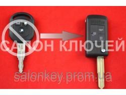 Выкидной ключ Chevrolet Lacetti для переделки Men Style