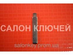 Лезвие для выкидного ключа Bmw 3, 5, 7, x5 HU92