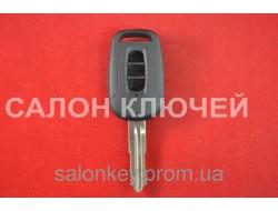 Chevrolet сaptiva ключ 3 кнопки корпус ключа