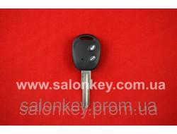 Chevrolet aveo ключ с чипом ID48 434Mhz