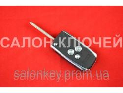 Ключ Lacetti выкидной 3 кнопки id60 434Mhz. Вид№1