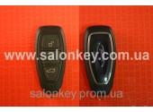 Smart ключ Ford Ford kuga, mondeo 3 кнопки корпус