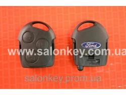 Корпус кнопок для Ford mondeo, focus, fiesta, fusion 3 кнопки Чёрный