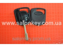 Ключ Ford kuga, fiesta, mondeo, fusion с местом под чип Лезвие FO21 Под TPX и керамику