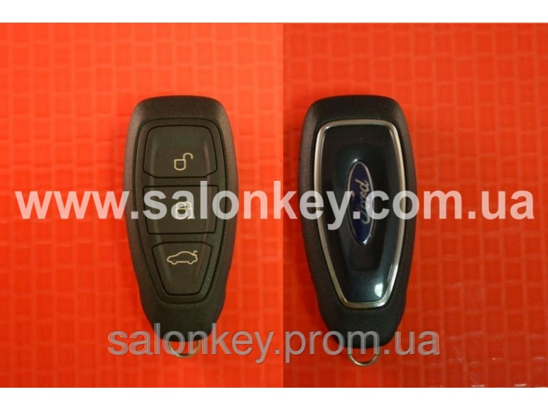 Ключ Ford mondeo, focus смарт чип 4D 433Mhz