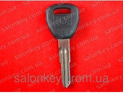 Acura ключ лезвие HON58 с местом под чип