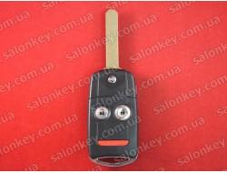 Выкидной ключ Acura MDX, RDX, ILX 2 кнопки + 1 паника MLBHLIK-1T
