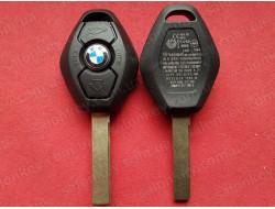 Ключ BMW чип EWS PCF7935 315MHZ Лезвие HU92 Хорошего качества Турция