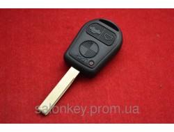 Ключ Bmw 3, 5, 7, 3 кнопки лезвие HU92 Вид Гитара, Хорошее качество