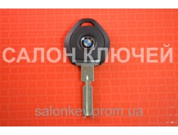 Bmw 3, 5, 7, x5 ключ с подсветкой с местом под чип + логотип