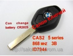 Ключ Bmw 868MHz ID46 CAS2