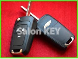 13504197 Ключ Chevrolet (ORIGINAL) GM 13504195