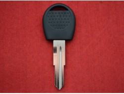 Ключ Шевролет Авео с чипом без логотипа