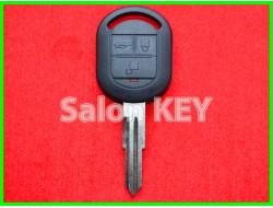 Ключ Chevrolet Lacetti 3 кнопки 4D ID60 434Mhz