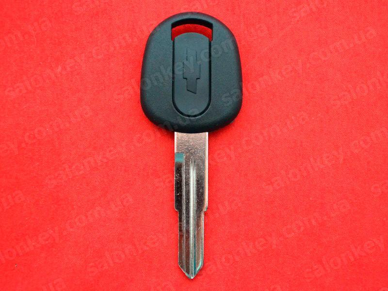 Как сделать ключ у шевроле 653