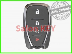 13585722 Ключ Chevrolet Volt (Original) 433Mhz Smart system FCC ID: HYQ4EA 13585728
