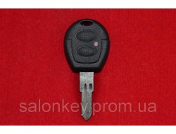 Ключ Chery QQ 2 кнопки 434Mhz