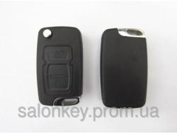 Geely Emgrand выкидной ключ 2 кнопки корпус