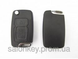 Geely Emgrand выкидной ключ 3 кнопки корпус