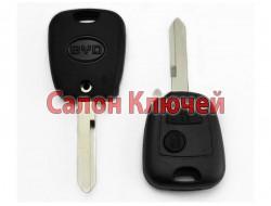 Корпус ключа BYD 2 кнопки