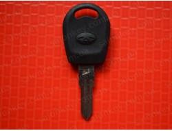 Chery ключ с местом под чип Вид №4