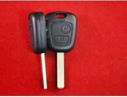 Ключ Citroen С1, С3, С4, C5, berlingo, 433Mhz чип на плате id46