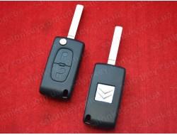 Выкидной ключ Citroen C4