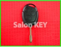 Корпус ключа Ford Mondeo Focus Fiesta Fusion 3 кнопки лезвие FO21