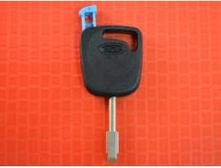 Ключ Ford transit, fiesta, focus, fusion, ka и другие с чипом лезвие FO21