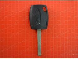 Ключ Ford с чипом лезвие HU101