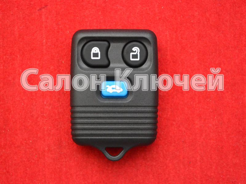 Ford Transit, Connect брелок 3 кнопки 2000-2007