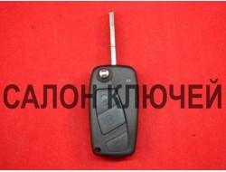 Ключ Fiat 3 кнопки 434Мгц ID46 PCF7946