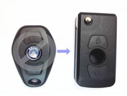 Выкидной ключ Geely для объединения ключа и брелка