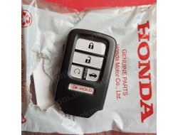 Ключ Honda Civic с 16г 5 кнопок 433Mhz чип HITAG 3