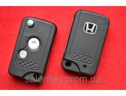 Ключ Honda jazz, civic корпус выкидной 2 кнопки вид Smart