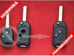 Ключ Honda выкидной 2 кнопки для переделки из обычного. Стиль NEW ORIGINAL ВИД №6
