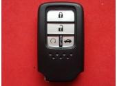 Ключ Хонда Цивик с 16г 4 кнопки 433Mhz чип HITAG 3