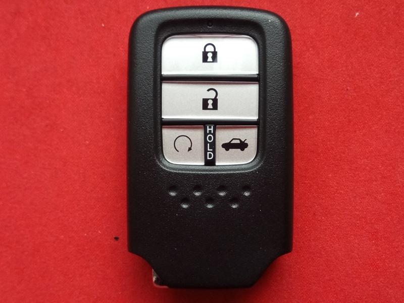 Smart Key Honda 72147TEXZ01