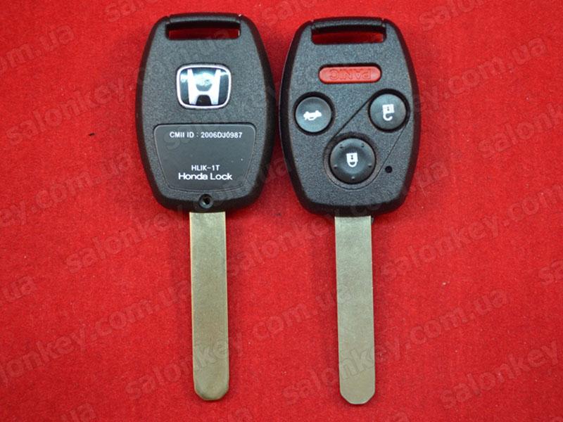 Key Honda 35118T0AA10