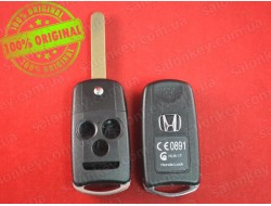Корпус оригинального выкидного ключа Honda 3+1кн 08-12г.