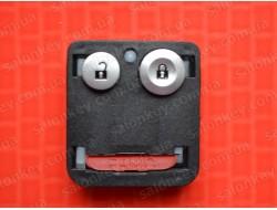 Кнопки Acura 2+1B для выкидного ключа корпус без электроники