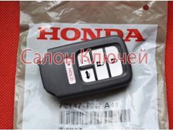 72147-T2G-A41 Ключ Хонда с чипом и кнопками