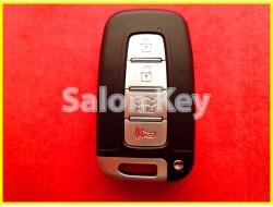 Смарт ключ Hyundai USA 4 кнопки ID46 PCF7952 315Mhz Tucson  Elantra Genesis Veloster Equus Sonata Azera