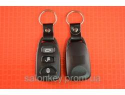 Hyundai корпус брелка 3 кнопки