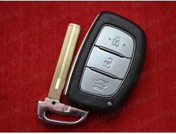 Смарт ключ Hyundai IX35 ID46 PCF7952 433Mhz FSK HYN48