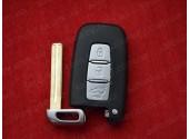 Смарт ключ Hyundai 3 кнопки ID46 PCF7952 433Mhz FSK HYN48