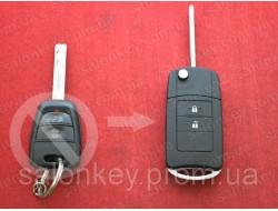 Ключ Kia Ceed выкидной для переделки из обычного