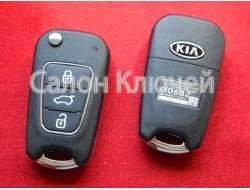 Ключ Kia Sportage 2010-2014  ID46 433Mhz